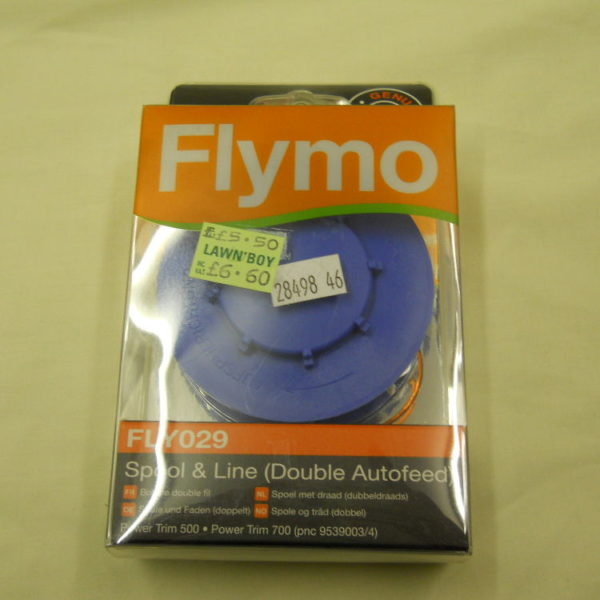 Flymo Spool & Line FLY029 (part no. 511938790)