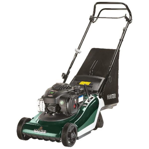 Hayter Spirit 41 Push Petrol Rear Roller Lawnmower
