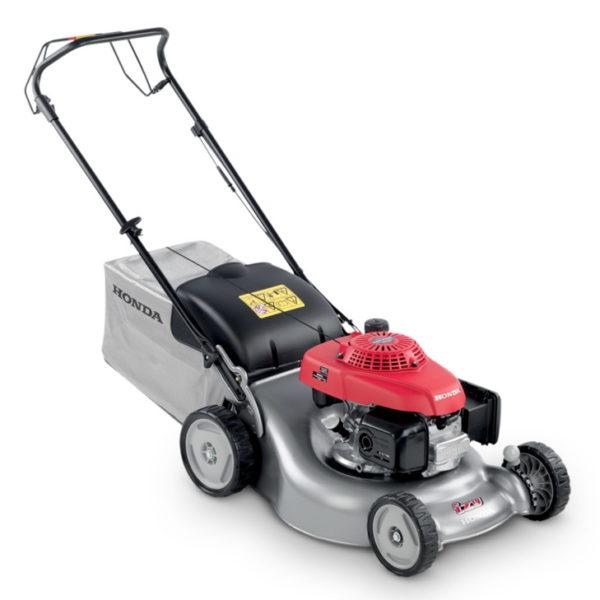 Honda HRG466SKEP IZY Self-Propelled Mulching Petrol Lawnmower