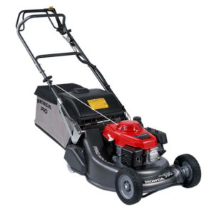 Honda HRH536QX Self Propelled Roller Rotary Lawn Mower