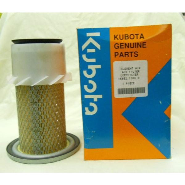 Kubota Air Filter 15852-11080