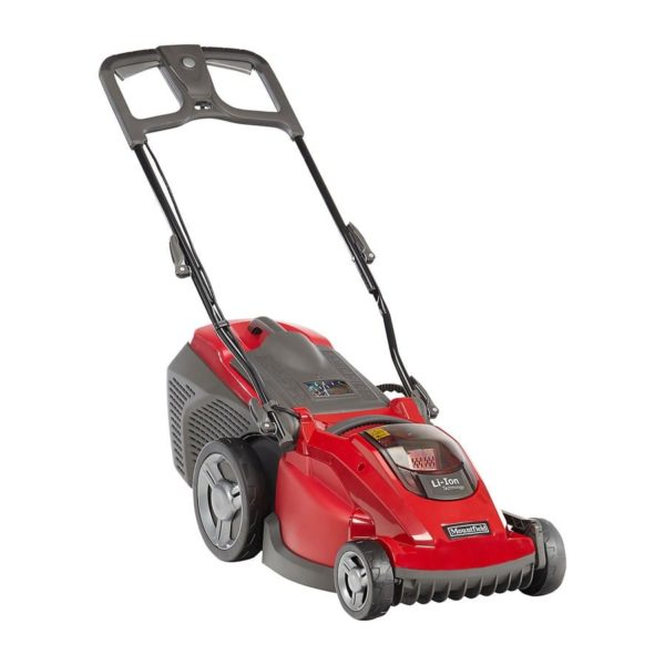 Mountfield Princess 38Li Freedom 48 Battery Lawnmower