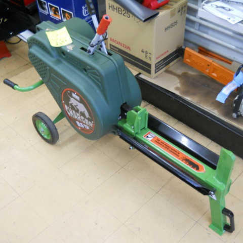 Portek Charger 8.5 Ton Log Splitter-2