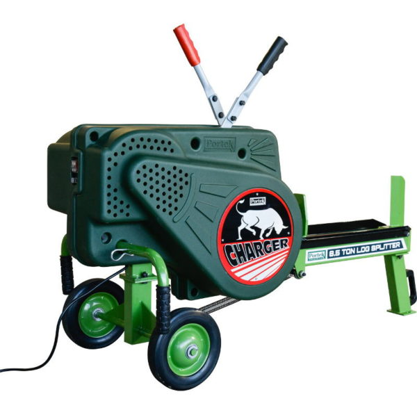 Portek Charger 8.5 Ton Log Splitter