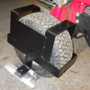 Wheel Clamp, Ride On Tractor