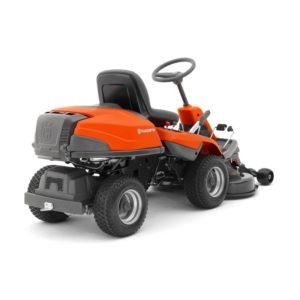 Husqvarna R 214T Petrol Rider Ride On Lawnmower-2